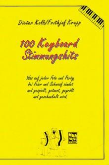 100 Keyboard-Stimmungshits