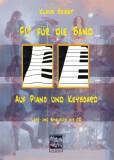 Fit für die Band auf Piano und Keyboard