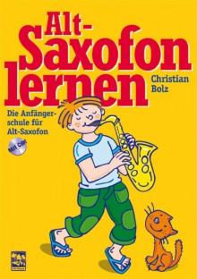 Altsaxofon lernen