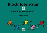 Blockflöten-Star