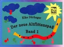 Der neue Altflötenspaß, Band 1