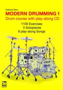 Modern Drumming 1, English Edition