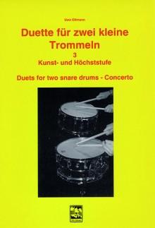 Duette für zwei kleine Trommeln (3)
