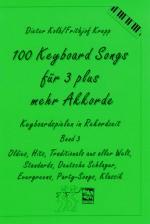 100 Keyboard-Songs, Band 3
