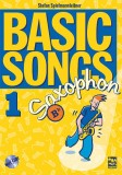 Basic Songs 1 - Bb-Saxophone
