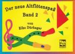 Der neue Altflötenspaß, Band 2