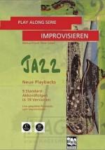 Play Along Serie Improvisieren - Jazz