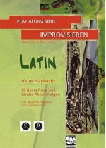 Play Along Serie Improvisieren - Latin