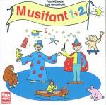 Musifant 1 + 2 - Die CD