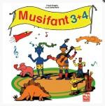Musifant 3 + 4 - Die CD