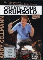 Create your Drumsolo - DVD dt./engl.