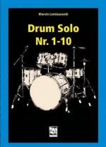Drum Solo Nr. 1-10