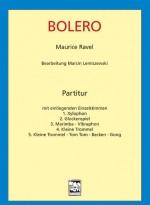 Bolero Quintett für Schlagwerk