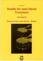 Duette für zwei kleine Trommeln (1)