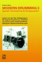 Modern Drumming 3, Transkriptionen